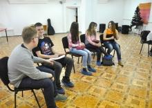 тренинг для подростков